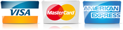 For AC in Danvers MA, we accept most major credit cards.
